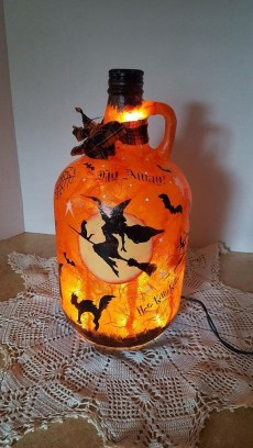 The Most Scary DIY Halloween Decoration Ideas For Your Home 09