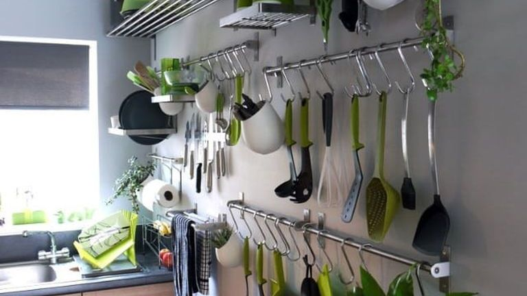 30 Smart DIY Kitchen Storage Ideas To Keep Your Cooking Equipment
