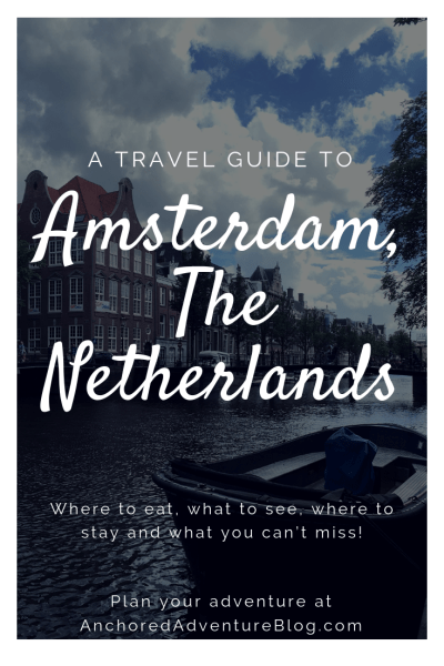 Planning a trip to Amsterdam? Start here.
