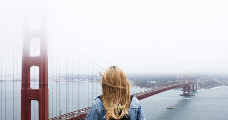 Suicidal Thoughts: Jumping off the Golden Gate Bridge