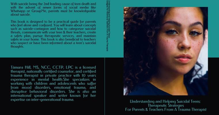 Book: Understanding & Helping Suicidal Teens