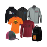 Custom Embroidery and Apparel Division Icon