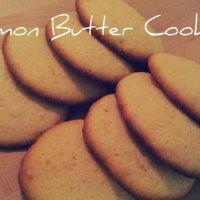 Dessert for Picnics: Lemon Butter Cookies