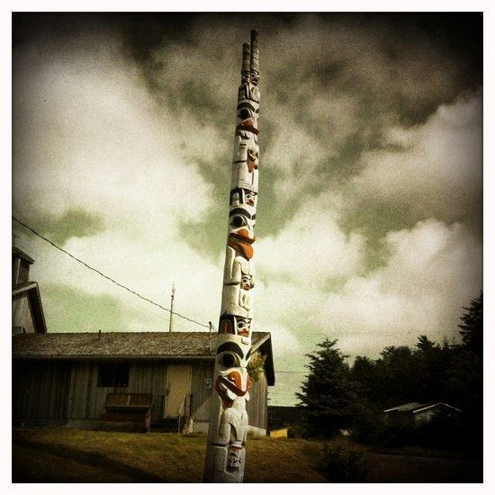 Haida Gwaii: a land of carved poles, warm people and abundant seafood.