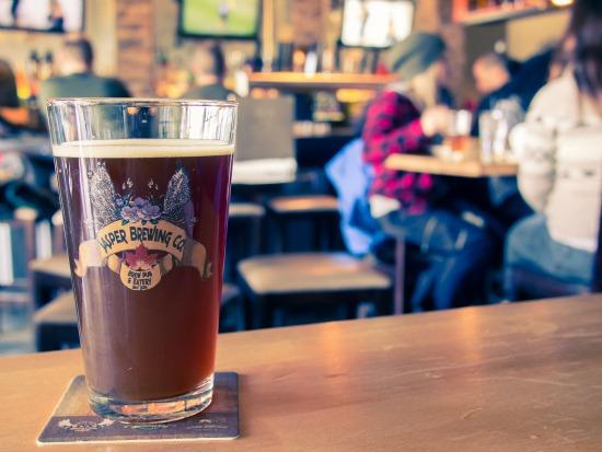 Jasper Brewing Company - Credit Ayngelina