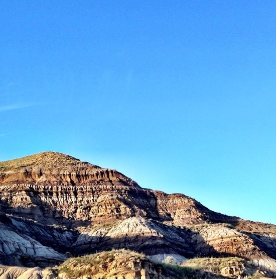 The Hoodoos of Drumheller are a gorgeous and eerie.