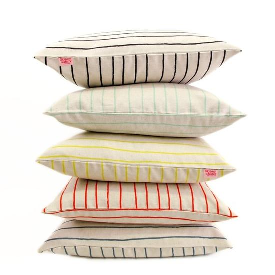 Digi Dot pillows