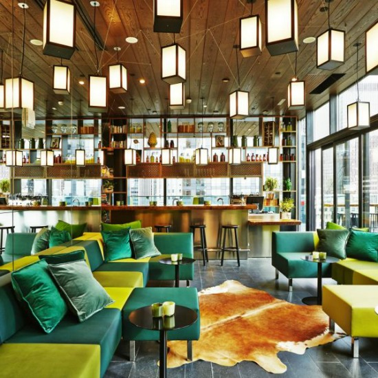 Nothing says love like exploring NYC by foot & hanging out in hip hotels like Citizen M