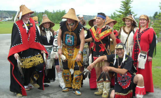 Celebrating National Aboriginal Day in Whitehorse