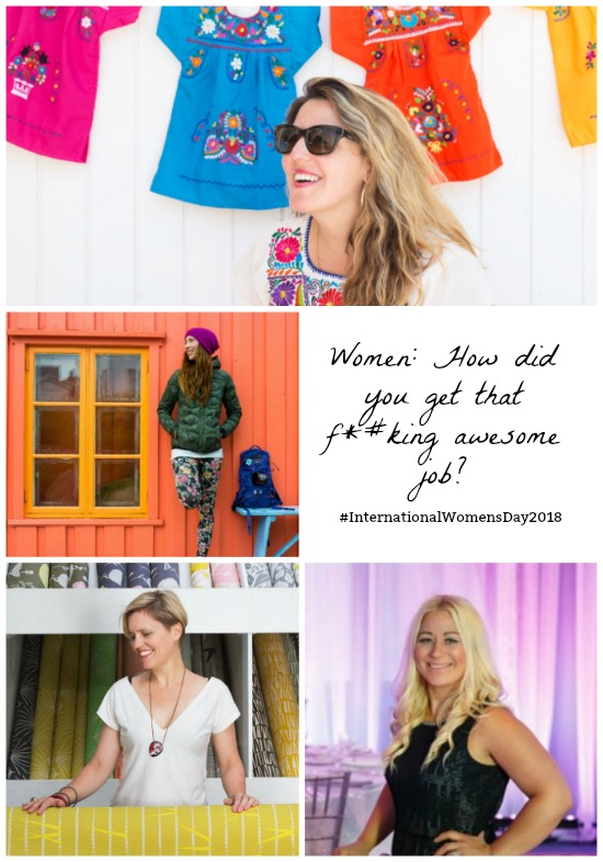 International Women's Day: bosslady edition