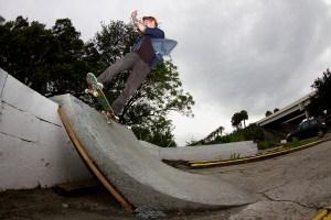 Nick Barwick, Pivot Fakie