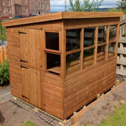 Potting Sheds & Greenhouses
