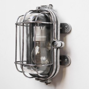Cccp fenced wall light anciellitude