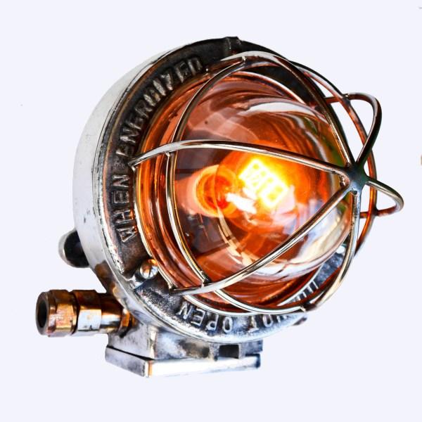 Applique anti-explosion anciellitude