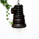 Explosion-Proof Light Used in Chemical Industry (black)