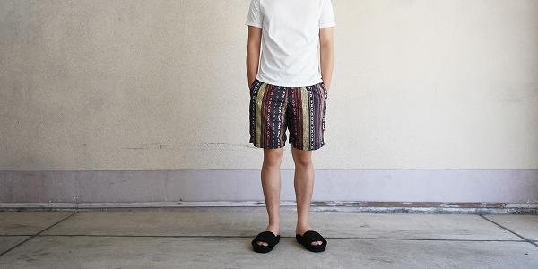 夏を彩る柄。今年のショートパンツはこれで決まり!?-Pick Up Short Pants-