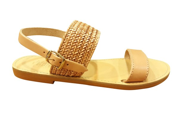 greek handmade leather sandals 263