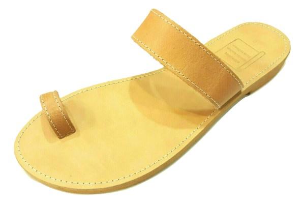 greek handmade leather sandals s l16001