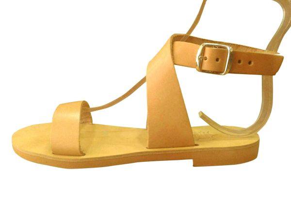 greek handmade leather sandals 118