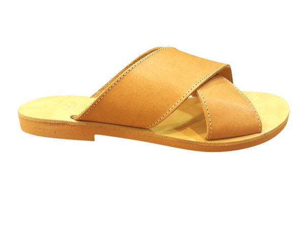 greek handmade leather sandals 204