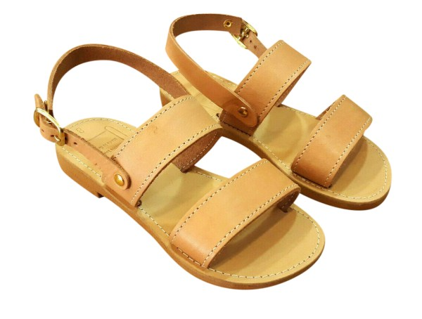greek handmade leather sandals 380