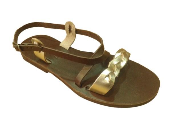 greek handmade leather sandals 138
