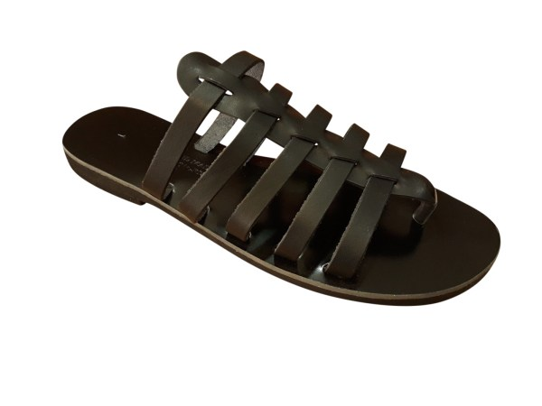 greek handmade leather sandals 154