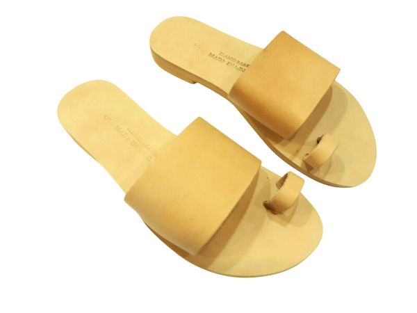 greek handmade leather sandals 170 2