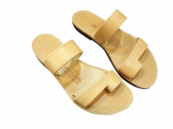 greek handmade leather sandals 179