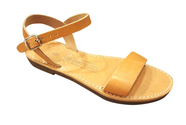 greek handmade leather sandals 251