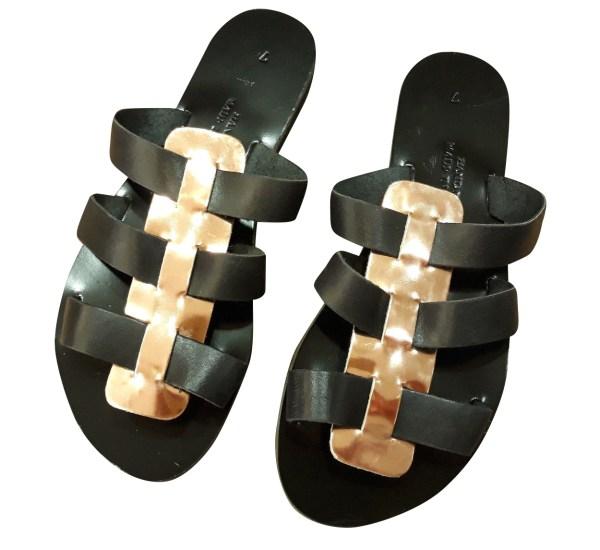 greek handmade leather sandals 264
