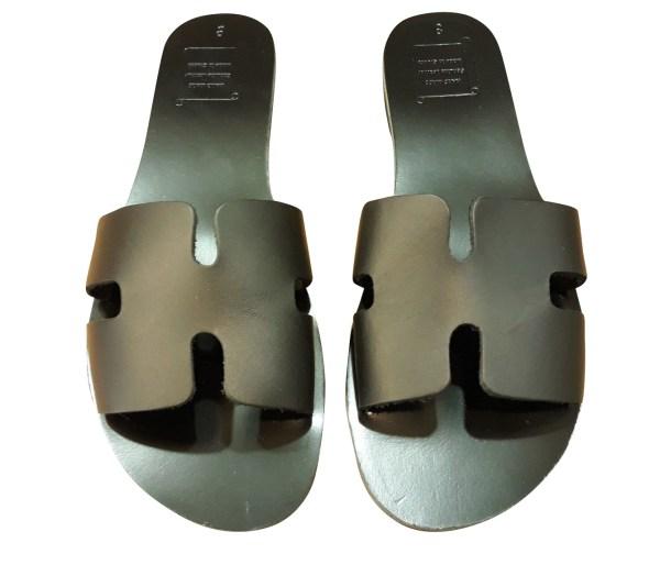 greek handmade leather sandals 277