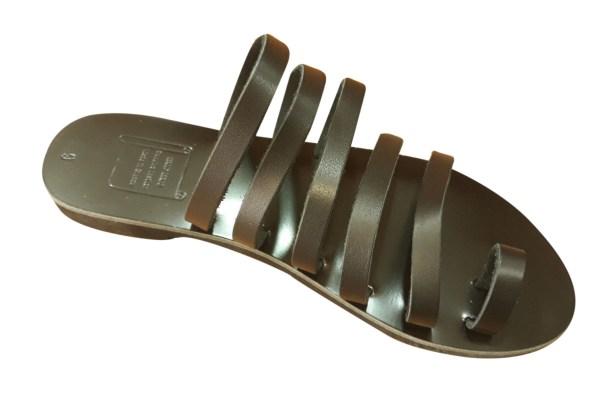 greek handmade leather sandals 308
