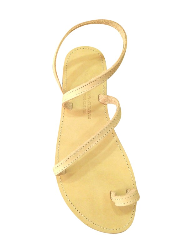 greek handmade leather sandals 315