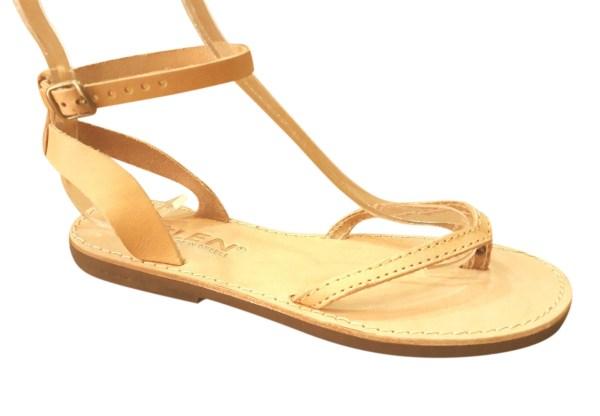 greek handmade leather sandals 341