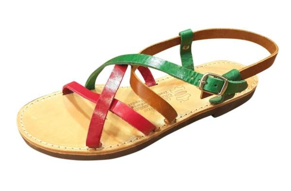 greek handmade leather sandals 346