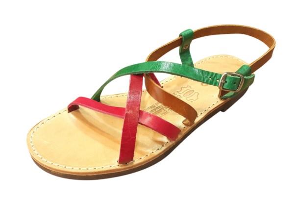 greek handmade leather sandals 347