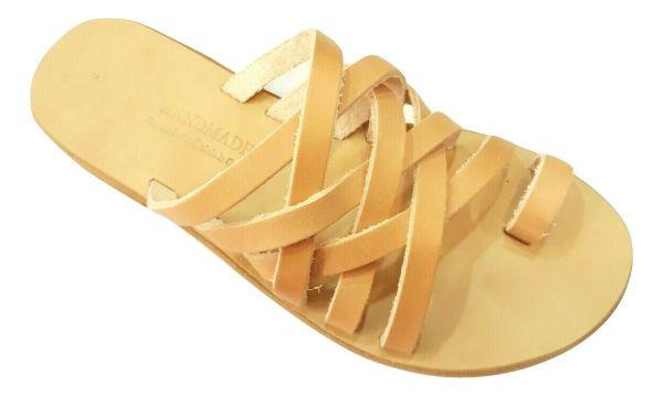 greek handmade leather sandals 441 1