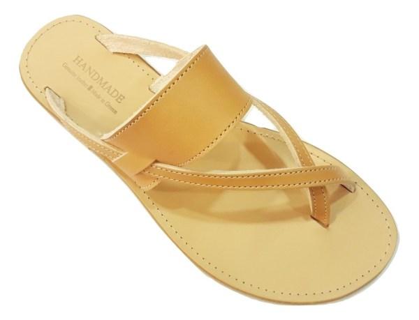 greek handmade leather sandals 459