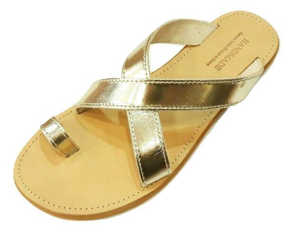 greek handmade leather sandals 468