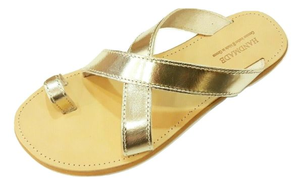 greek handmade leather sandals 472