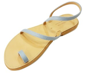 greek handmade leather sandals 491