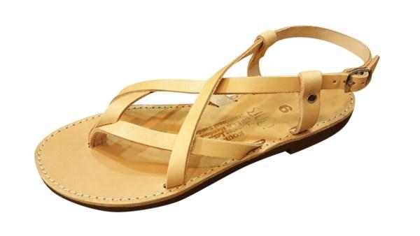 greek handmade leather sandals 530