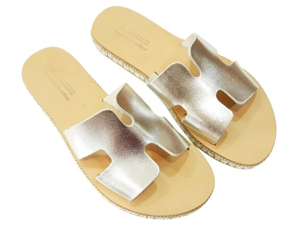 greek handmade leather sandals 537