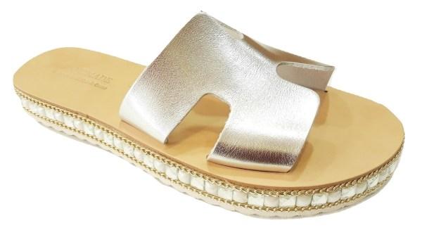 greek handmade leather sandals 539