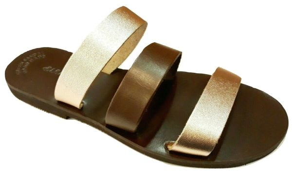 greek handmade leather sandals 566