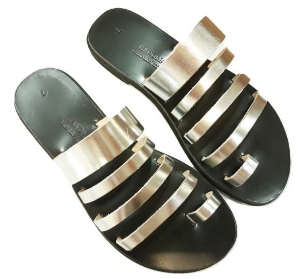 greek handmade leather sandals