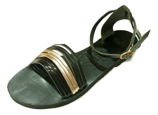 greek handmade leather sandals 626 1