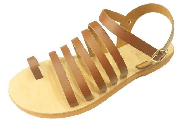 greek handmade leather sandals 679