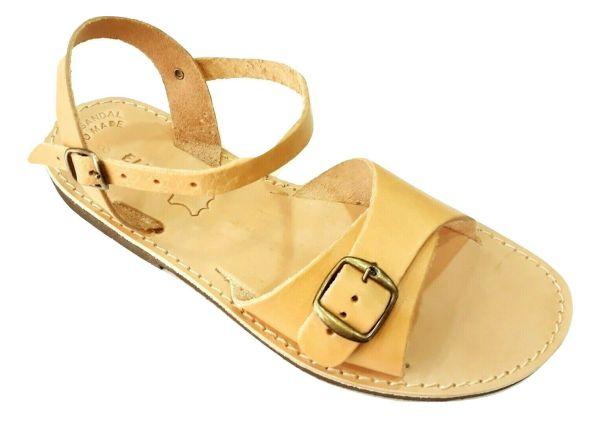greek handmade leather sandals 728